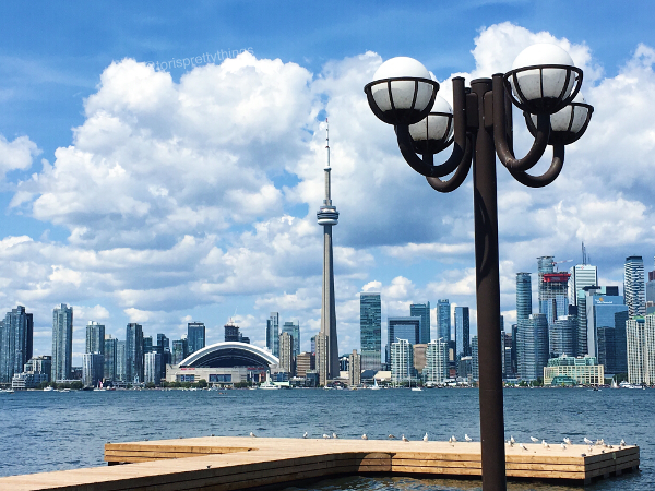 Tori's Pretty Life - Visiting the Toronto Islands - Tori's Pretty Things Blog