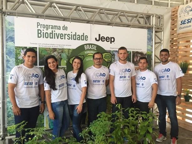 Caminhada Ecológica Jeep leva consciência e exemplo sustentável à comunidade de Goiana