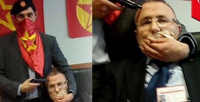 Τουρκική τρομοκρατική οργάνωση μέλη της οποίας εξάρθρωσε η Αντιτρομοκρατική; – Τι θέλουν στην Ελλάδα τα αδελφάκια των antifa άραγε? (βλέπε το κλασικό αστέρι του  Δαυίδ)