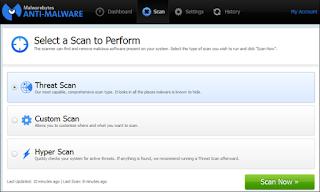 برنامج Malwarebytes للحماية الشاملة والخفيفة يكشف ويحذف البرامج الضارة والفيروسات