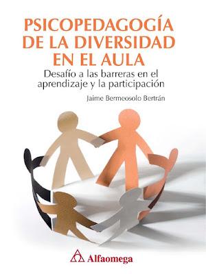 Psicopedagogía de la diversidad en el aula. LIBRO
