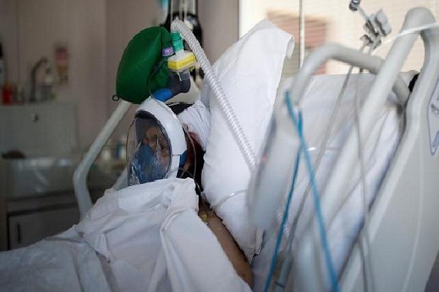 Siarkan Langsung Sakaratul Maut Pasien Covid-19, Stasiun TV Dikecam