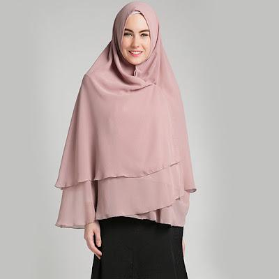Grosir Jilbab Termurah dan Berkualitas di Kineva.com