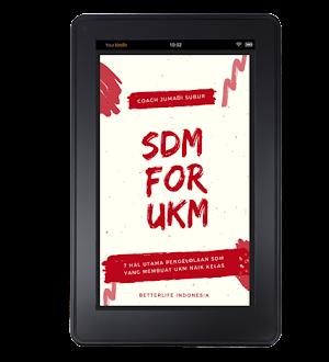 SDM for UKM (Ebook)