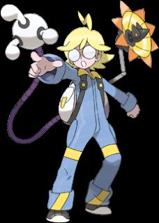 Clemont Pokémon
