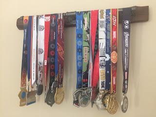 More Disney Half Marathon running medals