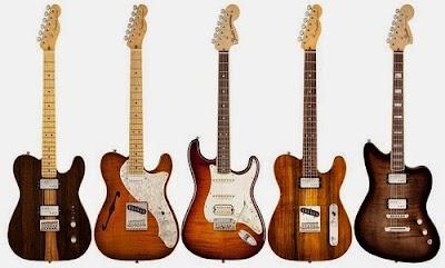 Harga Gitar Listrik Semua Merk Terbaru