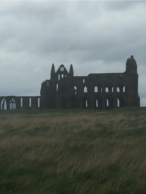 Favourite place in the North Whitby Abbey