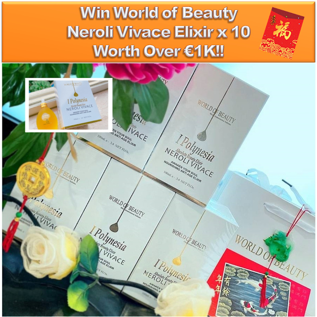 world of beauty italian skincare giveaway
