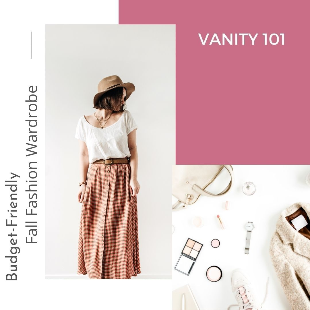 Budget-Friendly Fall Fashion Wardrobe