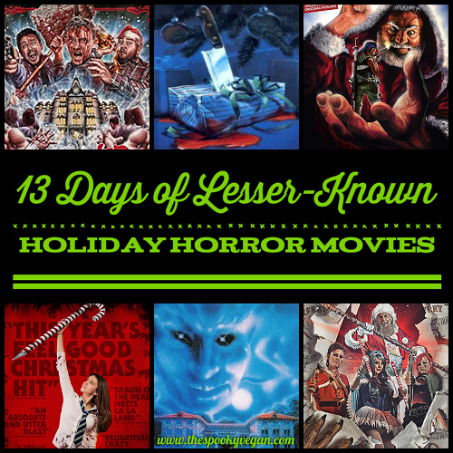 13 Days of Lesser-Known Holiday Horror Movies