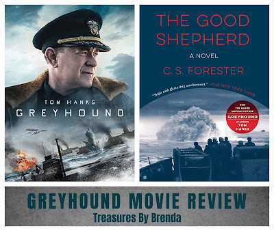 Tom Hanks' Greyhound movie is based on the historical novel The Good Shepherd by C.S. Forester.