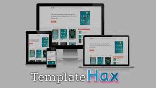 Download Template uBook Premium