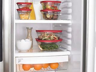 Dự trữ thực phẩm đúng cách
