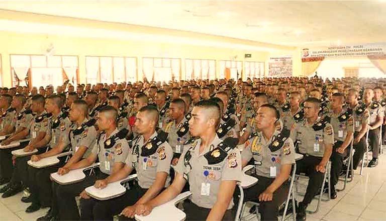 Penerimaan Siswa Sekolah Inspektur Polisi Sumber Sarjana (SIPSS) 2021