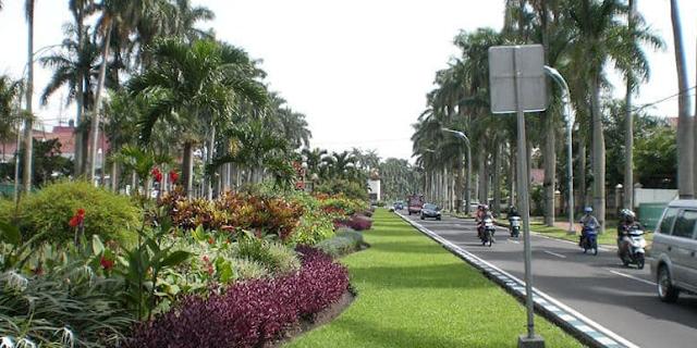 Car Free Day di Ijen Boulevard Malang