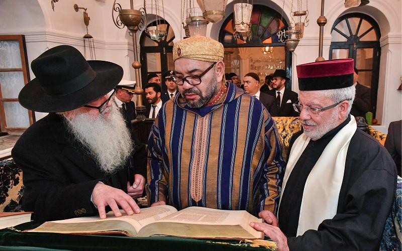 الحاخام الأكبر ببنما: رؤية الملك محمد السادس لتكريس التعايش بين الديانات جديرة بالتقدير والاقتداء