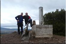Amaritu mendiaren gailurra 786 m. - 2016ko abenduaren 4an