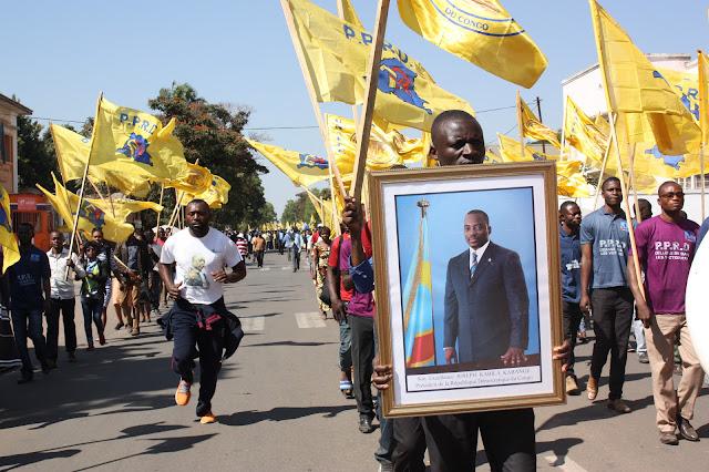45 ans de Joseph Kabila