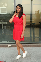 Shravya Reddy in Short Tight Red Dress Spicy Pics ~  Exclusive Pics 024.JPG