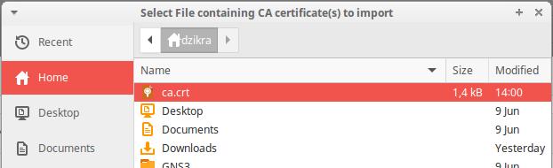 Cara membuat Certificate Authority (CA) pada CentOS 7
