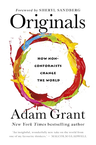 Originals by by Adam Grant book pdf