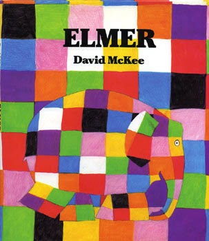 Libro infantil imprescindible Elmer