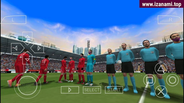 (500 Mo) PES 2021 Bayern Munich Edition - Caméra PS4 hors ligne PPSSPP sur Android - Gratuit