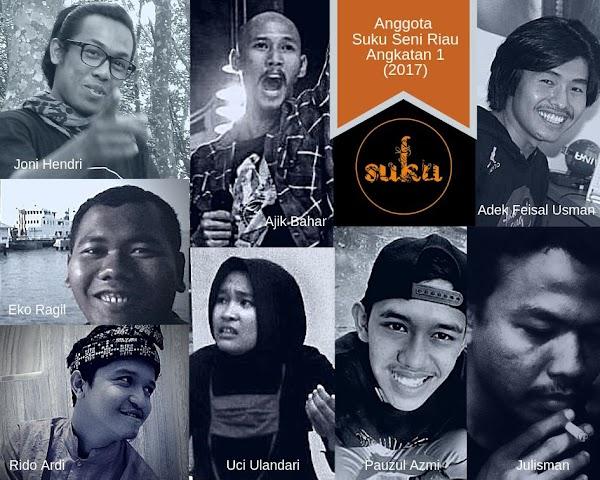Anggota Suku Seni Riau Angkatan 1 (2017) yang Masih Bertahan