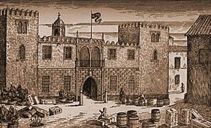 La Casa de Contratación de Sevilla