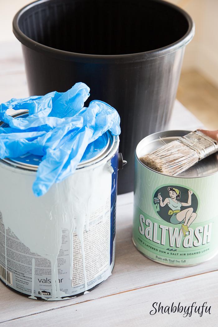 salt painting