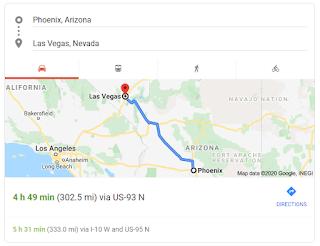 Phoenix-Las-Vegas-Cheapest-Traveling-Option
