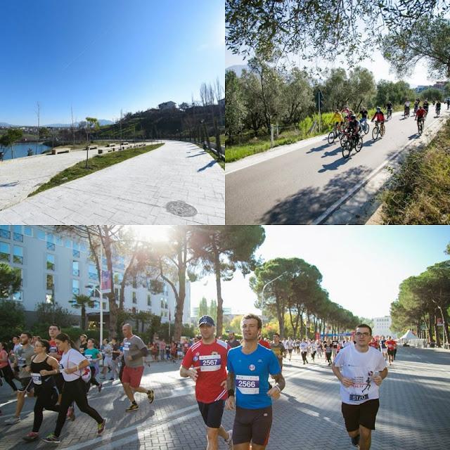 Tirana Triathlon 2019 for the second consecutive year