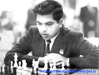 Viswanathan Anand was the first Indian awarded the prestigious Chess Oscar by the Russian Chess Magazine's 64