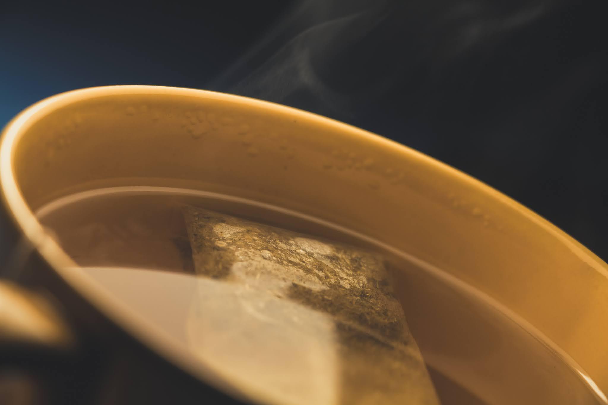 kantong teh