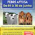 Prata-PB segue calendário do Ministério da Agricultura e realiza a vacinação do seu rebanho de 1 a 30 de junho