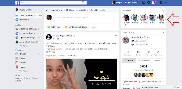 Stories-Facebook