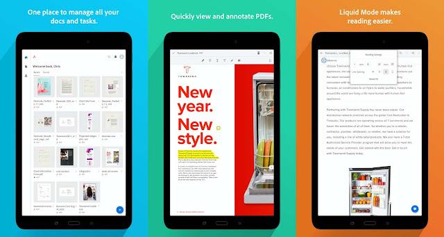 Aplikasi PDF Reader Terbaik & Gratis Android