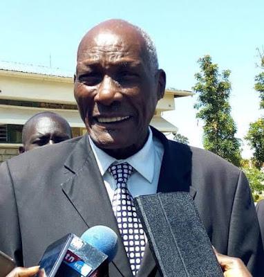 DNA test results from Mzee Jackson Kibor in eldoret