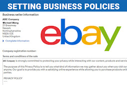 How to Set Business Policies on eBay UK (Shipping, Payment, & return policies)