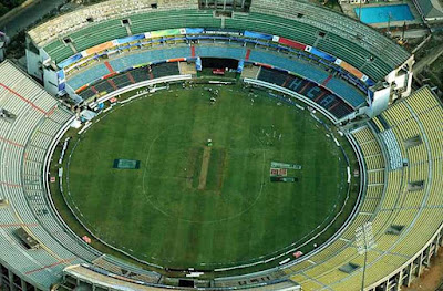 Rajiv Gandhi International Cricket Stadium: Hyderabad