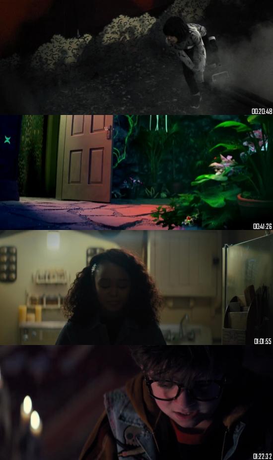 Nightbooks 2021 WEB-DL 720p 480p Dual Audio Hindi English Full Movie Download