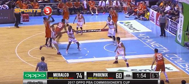 Meralco def. Phoenix, 81-66 (REPLAY VIDEO) May 3