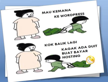 Cara Memindahkan Website Self Hosting dari WordPress.org ke Blogger.com Menjadi Blog Domain Custom