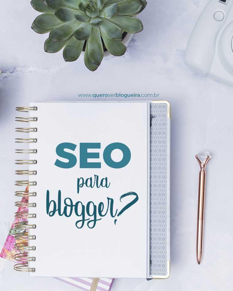 Ativar SEO no blogger: Comece a ajudar o Google a te encontrar!