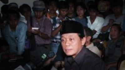 Kabar Dukacita, Harmoko Mantan Menteri Penerangan Era Suharto Tutup Usia