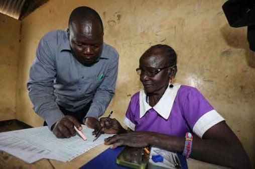 72 year old great-grandmother set for Kenya primary certificate examination