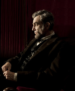 Abraham Lincoln Daniel Day-Lewis Steven Spielberg movie