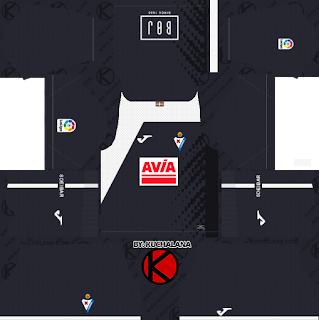SD Eibar 2019/2020 Kit - Dream League Soccer Kits