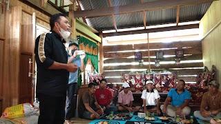 Poktan di Desa Pasaka Sepakat Pakai Pupuk Super Tani Indonesia